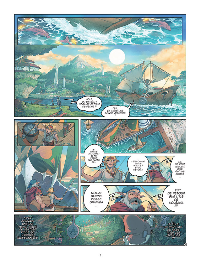 Planche 01 -  - Shimy