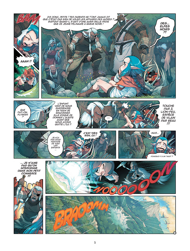 Planche 03 -  - Shimy