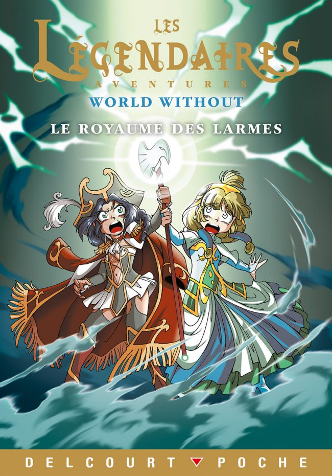 Les Légendaires Aventures – World without