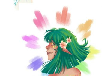 Bloom – Redraw (Colorful Shimy)